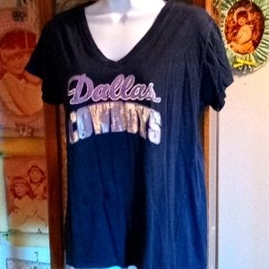 NWOT Dallas Cowboys Authentic Apparel Tshirt